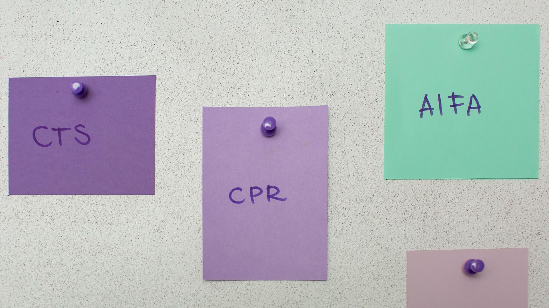 Speciale - Le regole per il rinnovo CTS e CPR AIFA